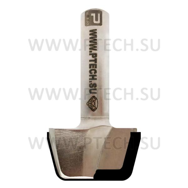 Алмазная фреза 336 радиусная V-образная с углом 30 градусов купить - ПРОМТЕХКОМПЛЕКТ
