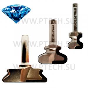 Фрезы алмазные для интегрированных ручек