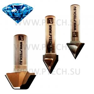 Фрезы алмазные V-60