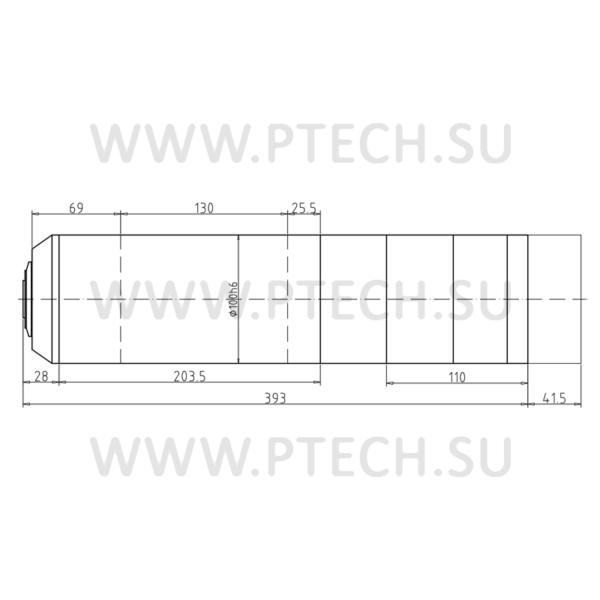 Шпиндель GDL100-25-24Z / 2.5 2,5кВт водяное охл.