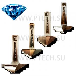 Фрезы алмазные профильные