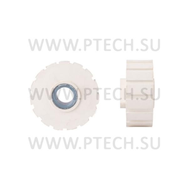 Ролик прижимной зубчатый 62x16x24 - ПРОМТЕХКОМПЛЕКТ