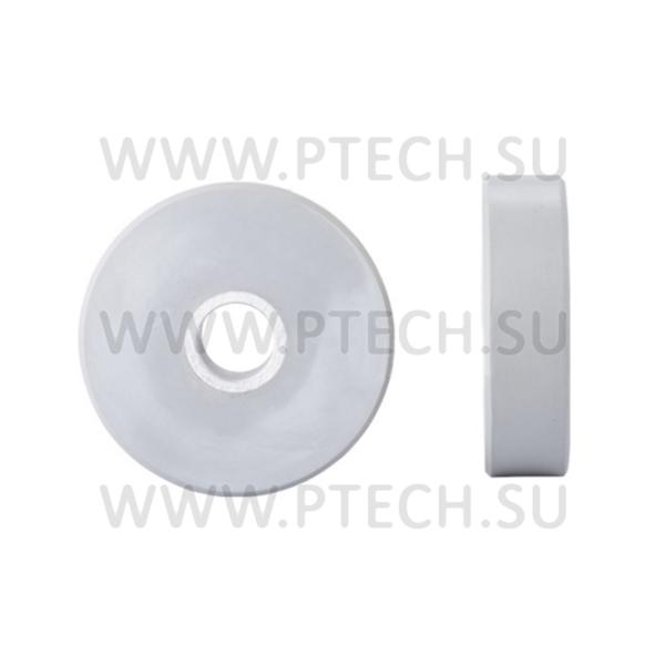 Ролик прижимной с полиуретановым покрытием 100x24x28 - ПРОМТЕХКОМПЛЕКТ