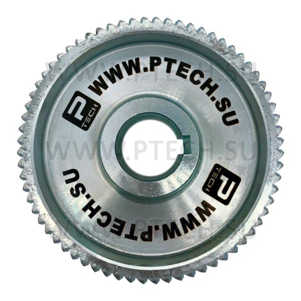 Ролик подающий металлический для четырёхстороннего станка 140x35x50 мм