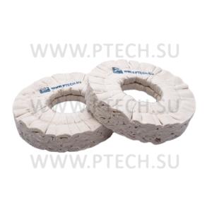 Полировальный текстильный круг для кромочных станков - ПРОМТЕХКОМПЛЕКТ