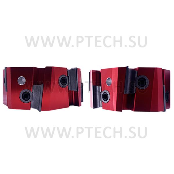 Фреза 4555 для прифуговки со сменными ножами - ПРОМТЕХКОМПЛЕКТ