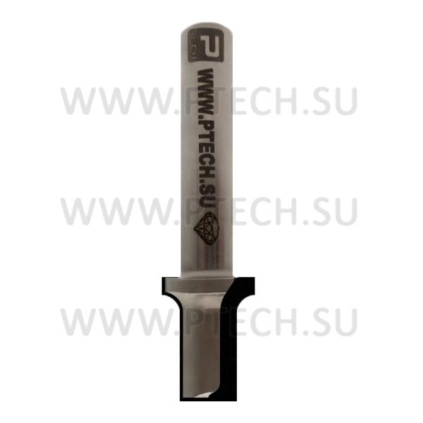 Фреза алмазная радиусная для обгонки 4630 - ПРОМТЕХКОМПЛЕКТ