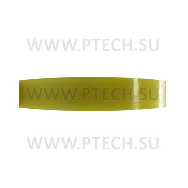 Ролик подающий для четырехстороннего станка 140x35x25 мм покрытие полиуретан - ПРОМТЕХКОМПЛЕКТ