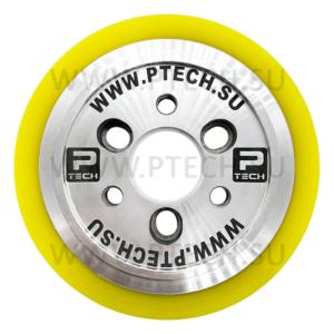 Ролик подающий для четырехстороннего станка 140x35x15 мм покрытие полиурентан крепление под болты - ПРОМТЕХКОМПЛЕКТ