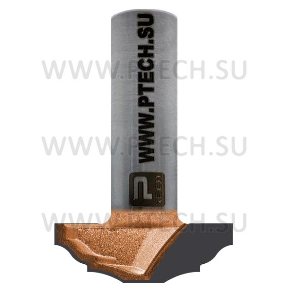 Концевая фреза филенка 875 твердосплавного типа для ЧПУ станка для обработки фасада из материала МДФ - ПРОМТЕХКОМПЛЕКТ
