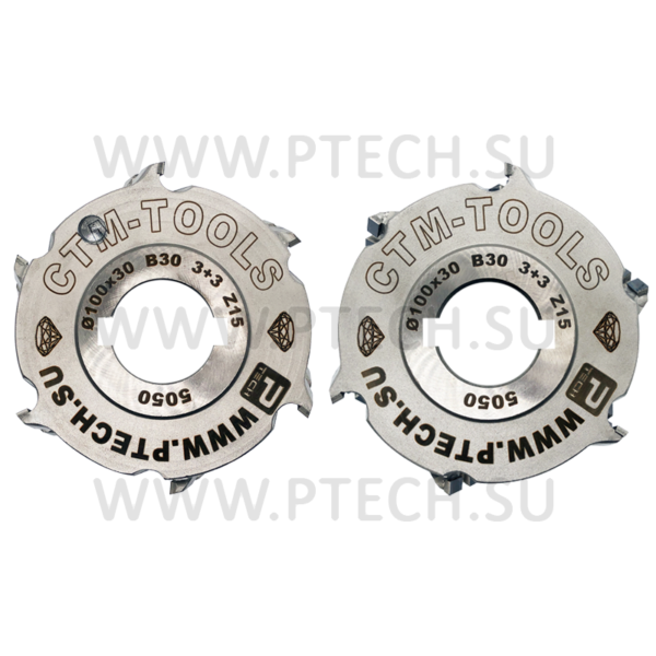 Фреза алмазная фуговальная 5050 - ПРОМТЕХКОМПЛЕКТ