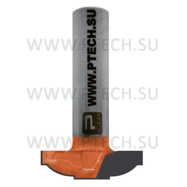 Концевая фреза 5520 твердосплавного типа филенка для ЧПУ станка для обработки фасада из материала МДФ - ПРОМТЕХКОМПЛЕКТ