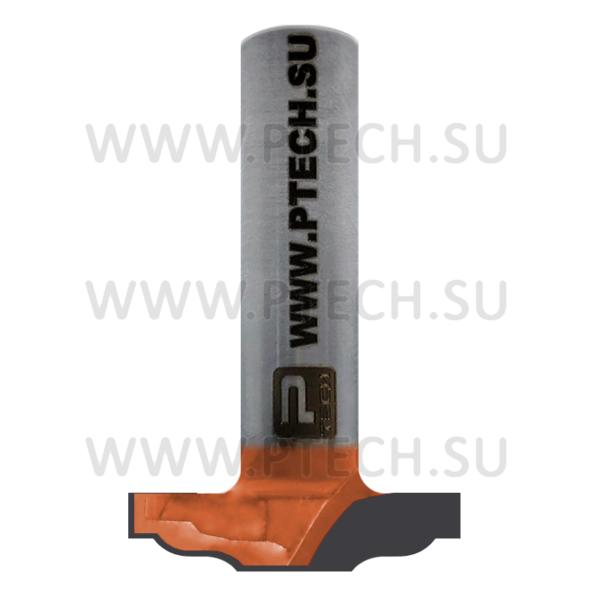 Концевая фреза твердосплавного типа филенка для ЧПУ станка для обработки фасада из материала МДФ 7795 - ПРОМТЕХКОМПЛЕКТ