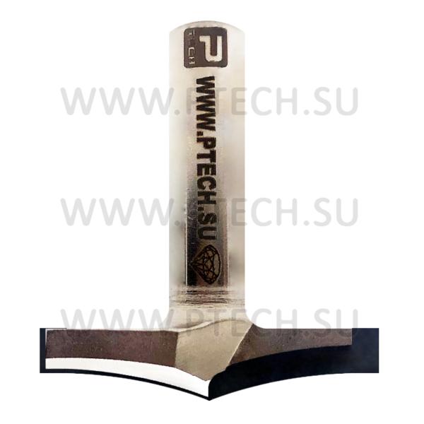Концевая алмазная фреза филенка для станка с чпу для работы с фасадами из мдф 9150 - ПРОМТЕХКОМПЛЕКТ