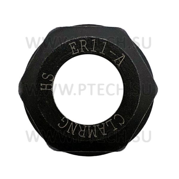 Гайка для цанговых патронов BT-30 ER 11 - ПРОМТЕХКОМПЛЕКТ
