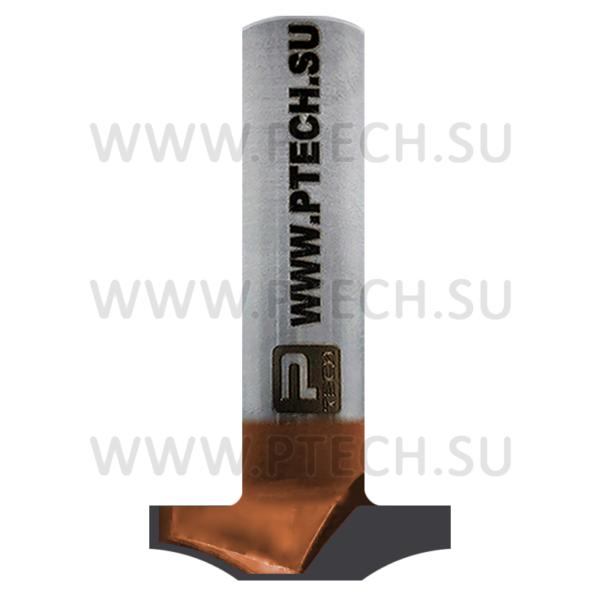 Концевая фреза 11216 твердосплавного типа филенка для ЧПУ станка для обработки фасада из материала МДФ - ПРОМТЕХКОМПЛЕКТ