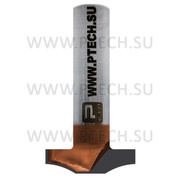 Концевая фреза 11763 твердосплавного типа филенка для ЧПУ станка для обработки фасада из материала МДФ - ПРОМТЕХКОМПЛЕКТ