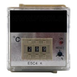 Контроллер температуры E5C4-R - ПРОМТЕХКОМПЛЕКТ