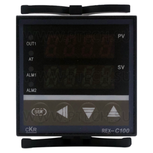 Контроллер температуры REX-C100FK02-M*AN - ПРОМТЕХКОМПЛЕКТ