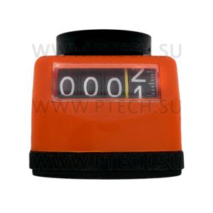 Счетчик оборотов механический четырёхзначный 1,25-I-14 - ПРОМТЕХКОМПЛЕКТ