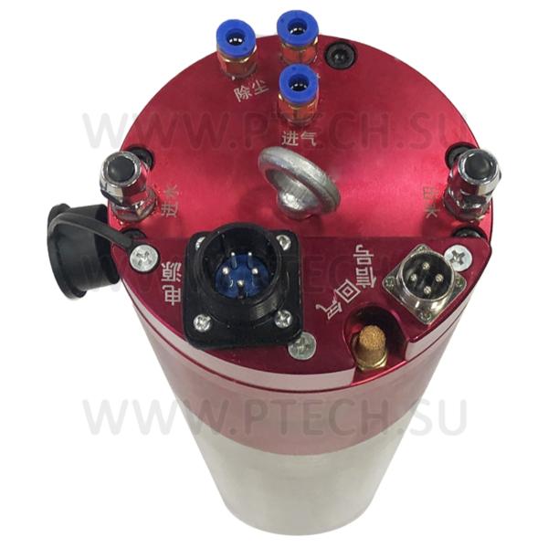 Электрический шпиндель для ЧПУ 120TD18Z5.5AV 18A- ПРОМТЕХКОМПЛЕКТ