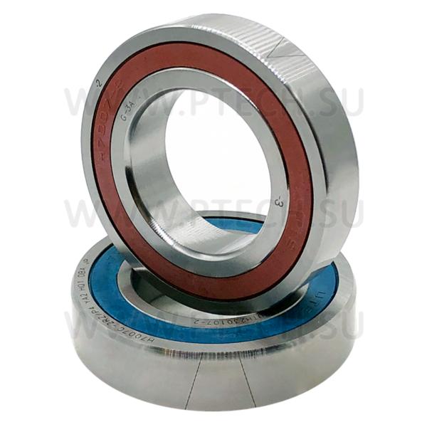 Подшипник UTE Н7007С-2RZ-Р4 HQ1 DBA керамический - ПРОМТЕХКОМПЛЕКТ