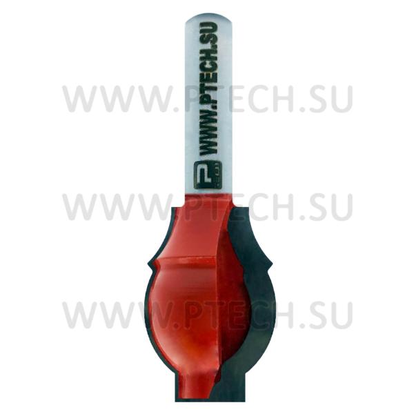 Фреза концевая твердосплавная карнизная 7145 - ПРОМТЕХКОМПЛЕКТ